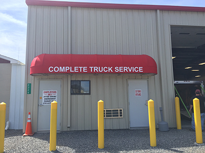 Truck Repair Shop VA